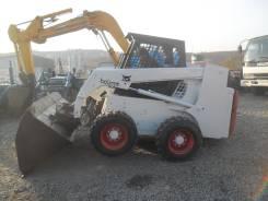 Bobcat 863. Погрузчик колесный, ширина ковша, 1 000 кг.