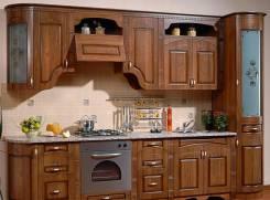 Кухни прямые.