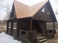 Продам дом - баня. село Краснореченское, р-н Индустриальный, площадь дома 60 кв.м., электричество 15 кВт, от частного лица (собственник). План дома