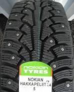 Nokian Hakkapeliitta 5. Зимние, шипованные, без износа, 4 шт