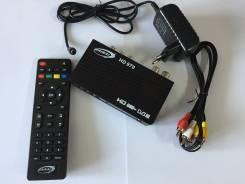 Приставка DVB-T DVB-T2 для цифрового телевидения ресивер Baikal 970HD