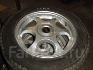 Комплект колес на литье 215 60 16. x16 5x105.00, 5x110.00 ЦО 100,0мм.