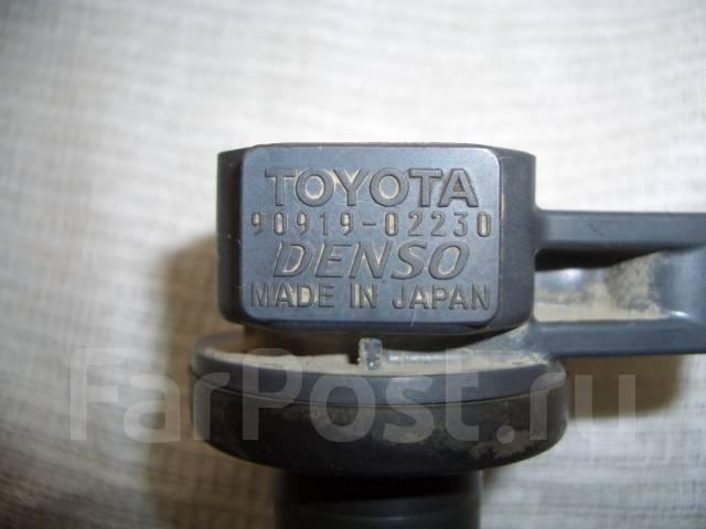 Катушка зажигания. Toyota: Crown, 4Runner, Sequoia, Cresta, Altezza, Mark II Wagon Blit, Soarer, Land Cruiser, Tundra, Celsior, Verossa, Crown Majesta...