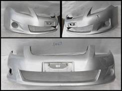 Бампер. Toyota Corolla Fielder, NZE144, NZE141