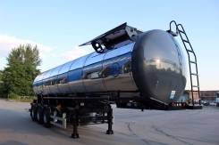 Bonum. Полуприцеп битумовоз 28м3, 38 998 кг.