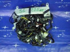 Электропроводка. Subaru Forester, SG5, SG Двигатель EJ205