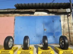Toyo Tranpath S/U Sport. Летние, 2013 год, износ: 10%, 4 шт