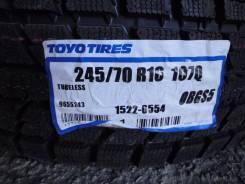 Toyo Observe GSi-5. Зимние, без шипов, 2016 год, без износа, 4 шт