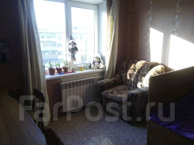 2-комнатная, улица квартал 3 дом 2. Михайловский, частное лицо, 50кв.м. Вид из окна днём
