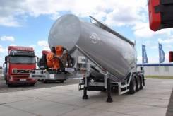 Bonum. Полуприцеп цементовоз 34v3, 39 000 кг.