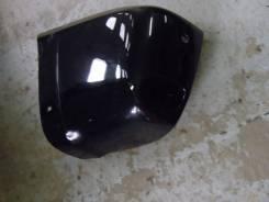 Левая часть заднего бампера Tayota RAV4