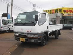 Mitsubishi Canter. бортовой 4вд, рама FD501B, не спарка! Мотор 4M40, 2 800 куб. см., 1 500 кг. Под заказ