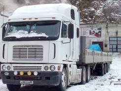 Freightliner Argosy. Бортовой грузовик, 10 800куб. см., 41 000кг., 6x4