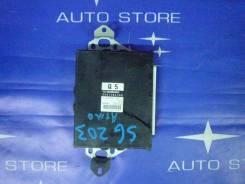 Блок управления двс. Subaru Forester, SG5, SG Двигатель EJ203