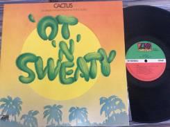 HARD! Кактус / Cactus - 'Ot 'N' Sweaty - 1972 JP LP
