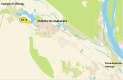 Продам участок 60 га вблизи поселка Криводановка. Возможно межевание. 600 000 кв.м., собственность, электричество, вода, от частного лица (собственни...