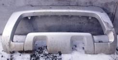 Накладка на бампер. Renault Duster