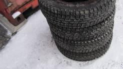 Dunlop DT-2. Зимние, без шипов, 2012 год, износ: 10%, 4 шт