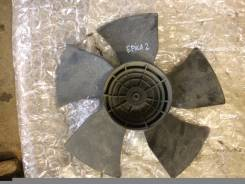 Вентилятор охлаждения радиатора. Chevrolet Epica