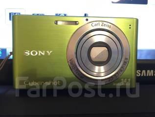 Sony Cyber-shot. 10 - 14.9 Мп, зум: 4х