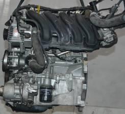 Двигатель в сборе. Toyota Ractis, NCP105 Двигатель 1NZFE