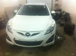 Диффузор. Mazda Mazda6, GH