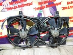 Вентилятор охлаждения радиатора. Nissan Sunny, FB15