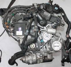 Двигатель в сборе. Toyota Crown, GWS204 Двигатель 2GRFXE