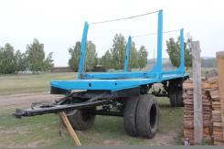 Камаз ГКБ 8350. Продается лесовозный прицеп, 11 500 кг. Под заказ
