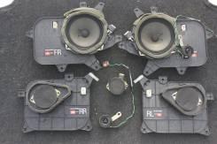 Колонки JBL сняты с Тойота Аристо