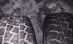 Dunlop Graspic DS3. Зимние, без шипов, 2003 год, износ: 20%, 2 шт