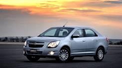 Жесткость бампера. Chevrolet Cobalt, T250