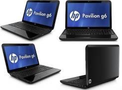 "HP Pavilion g6. 15.6"", 2,5ГГц, ОЗУ 4096 Мб, диск 640 Гб, WiFi, Bluetooth, аккумулятор на 3 ч."