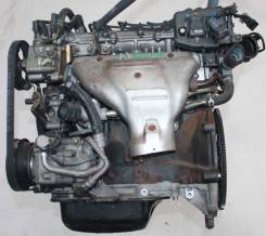 Двигатель в сборе. Mazda Capella, GWER Двигатель FSDE