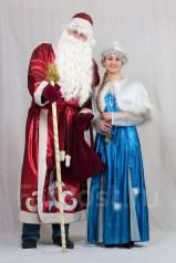 Костюм Деда Мороза и Снегурочки со склада во Владивостоке