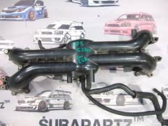 Коллектор впускной. Subaru: Legacy B4, Legacy, Forester, Impreza, Exiga Двигатели: EJ20X, EJ20Y, EJ255, EJ205