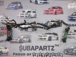 Топливная рейка. Subaru: Legacy B4, Legacy, Forester, Impreza, Exiga Двигатели: EJ20X, EJ20Y, EJ255, EJ205