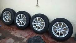 Отличные колёса Goodyear Wrangler литье!. x17 5x114.30
