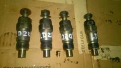 Инжектор. Nissan Vanette Двигатель LD20T
