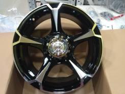 NZ Wheels SH659. 8.0x17, 6x139.70, ET10, ЦО 108,1мм.