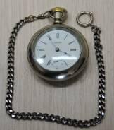 Карманные часы Waltham 1902 года. Гиганты! Прикоснись к истории. Оригинал