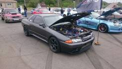 Nissan Skyline. механика, 4wd, 2.6, бензин
