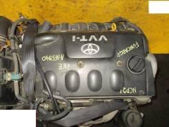 Двигатель. Toyota Funcargo, NCP21 Двигатель 1NZFE