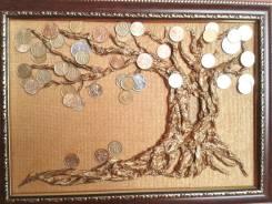 Изготовлю денежное дерево. Под заказ