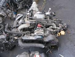 Двигатель в сборе. Subaru Legacy, BP9 Двигатель EJ25. Под заказ