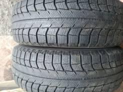 Michelin. Зимние, без шипов, 2011 год, износ: 5%, 2 шт