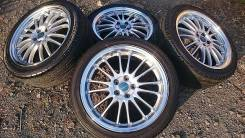 Manaray Euro Speed. 7.0x17, 5x100.00, ET50