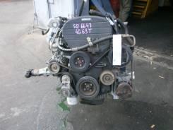 Двигатель. Mitsubishi Airtrek, CU2W Двигатель 4G63T. Под заказ