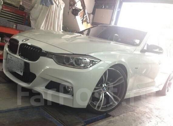 Обвес кузова аэродинамический. BMW 4-Series, F32. Под заказ