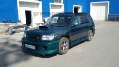 Обвес кузова аэродинамический. Subaru Forester, SF9, SF6, SF5. Под заказ